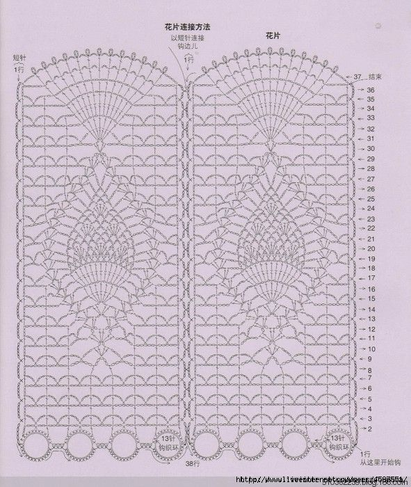 4177 best diagram pattern images on pinterest crochet patterns gardine hkeln crochet curtain ccuart Images