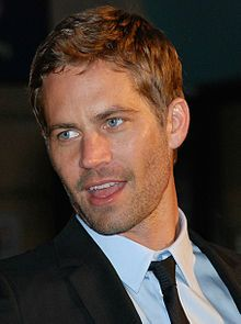 Paul Walker - Fast and Furious