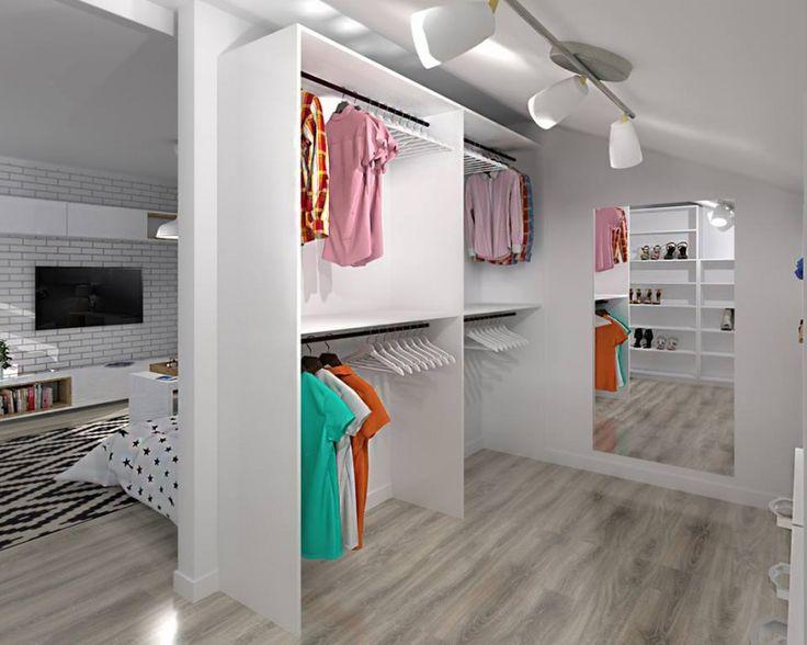 Jak urządzić garderobę dla nastolatki? - Lovingit.pl