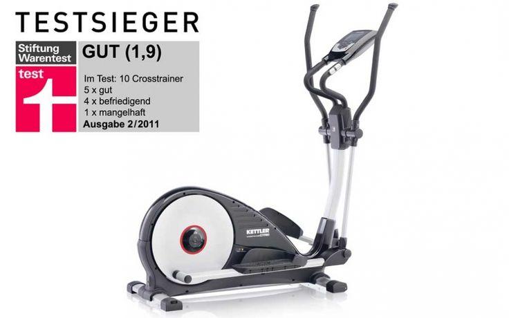 Kettler CTR3 Crosstrainer - versandkostenfrei - fafit24.de