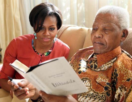 Nelson Mandela Latest Photos - Slide 4