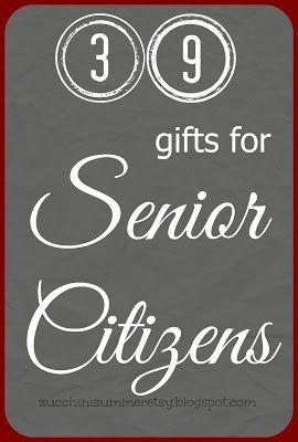 Gift Idea For Elderly Man Woman Grandma Grandpa Christmas Senior Citizen Birthday