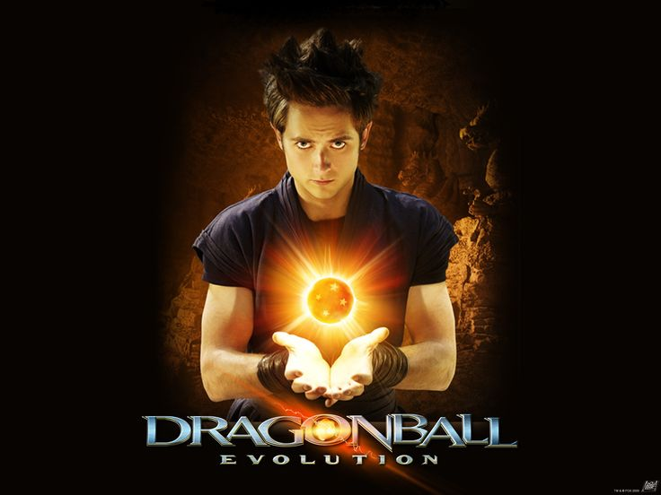 "MOVIE - Dragonball Evolution ""2009"" (Genre: Sci-Fi/Action/Adventure) Starring: Justin Chatwin as Goku, Yun-Fat Chow as Roshi, Emmy Rossum as Bulma, Jamie Chung as Chi Chi, Joon Park as Yamcha, Randall Duk Kim as Gohan, James Marsters as Lord Piccolo & Eriko Tamura as Mai. Plot: The young warrior Son Goku sets out on a quest, racing against time & the vengeful King Piccolo, to collect a set of seven magical orbs that grant their wielder unlimited power."