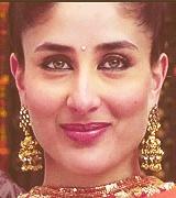 Kareena Kapoor as Geet in Jab We Met