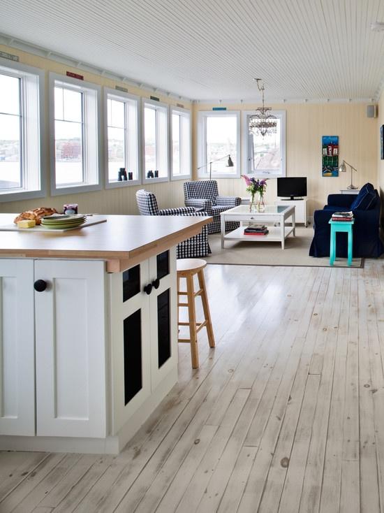 Best 25+ White washed floors ideas on Pinterest | White wash wood ...
