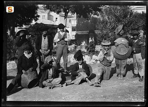 Max Leopold Wagner, Cagliari, piccioccus de crobi, 1905-106