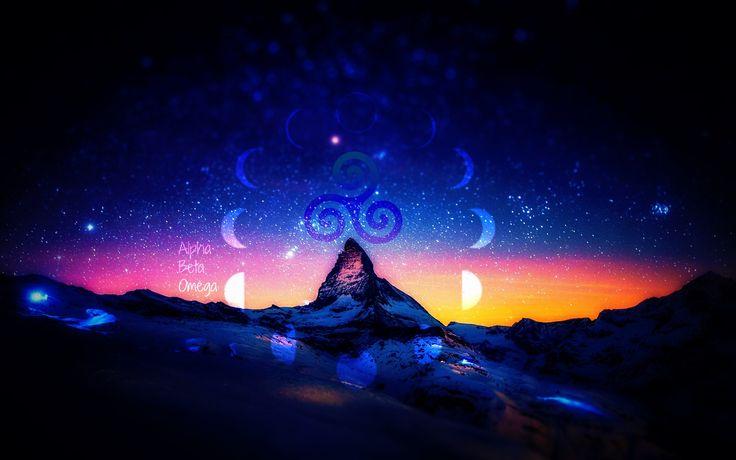 Teen wolf. Lunar cycle. Wallpaper Derek Hale. Tattoo. Alpha Beta Omega.