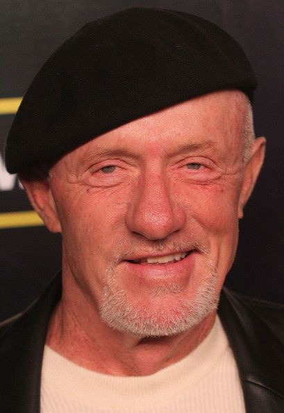 Jonathan Banks -- Mike from Breaking Bad.