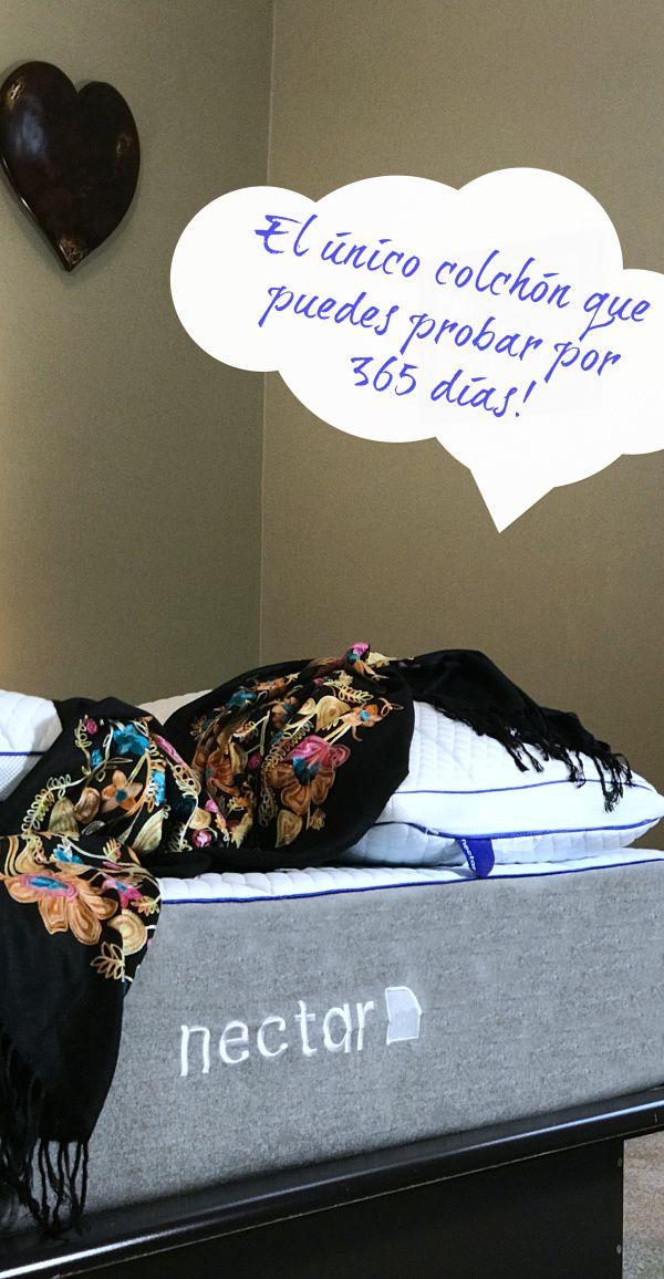 Duerme A Pierna Suelta En Un Colchon Nectar Sleep Mattress Cosas