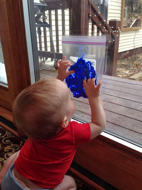 Activities for 12-13 month old