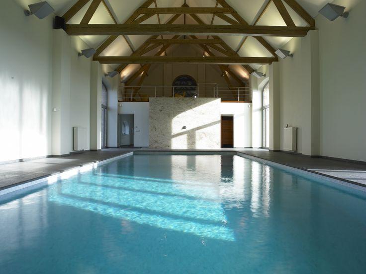 21 best images about binnenzwembaden on pinterest toe for Binnen zwembaden