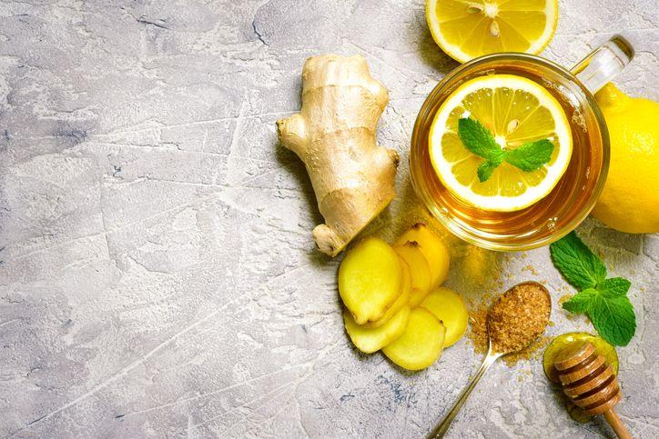liquore allo zenzero e mela