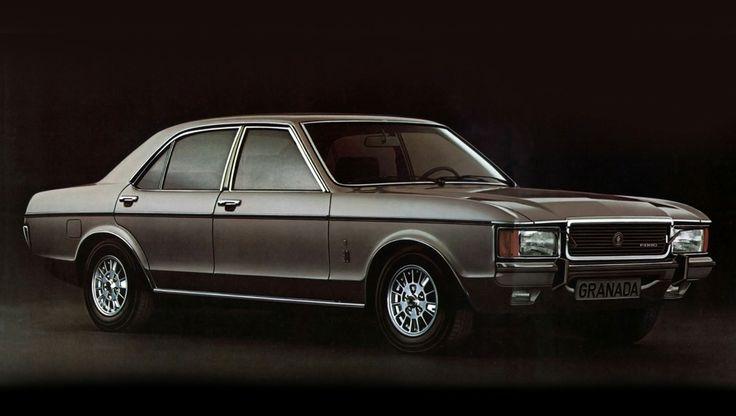 Ford Granada or Grandad as they were often nicknamed