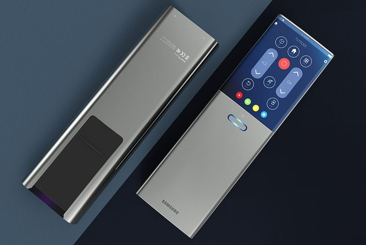 One button. One screen. That's all you need for limitless control over your smart TV with this equally smart remote control concept! Inspired by the Samsung