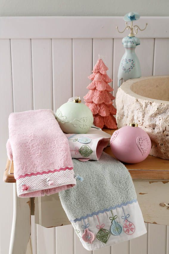 #englishhome #winter #kış #yeniyıl #yılbaşı #yenisezon #banyo #evtekstili #hediye #aksesuar #pink #2015 #havlu