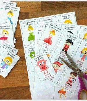 10 printables à imprimer d'urgence pour occuper les enfants - Un jour un jeu - Page 6