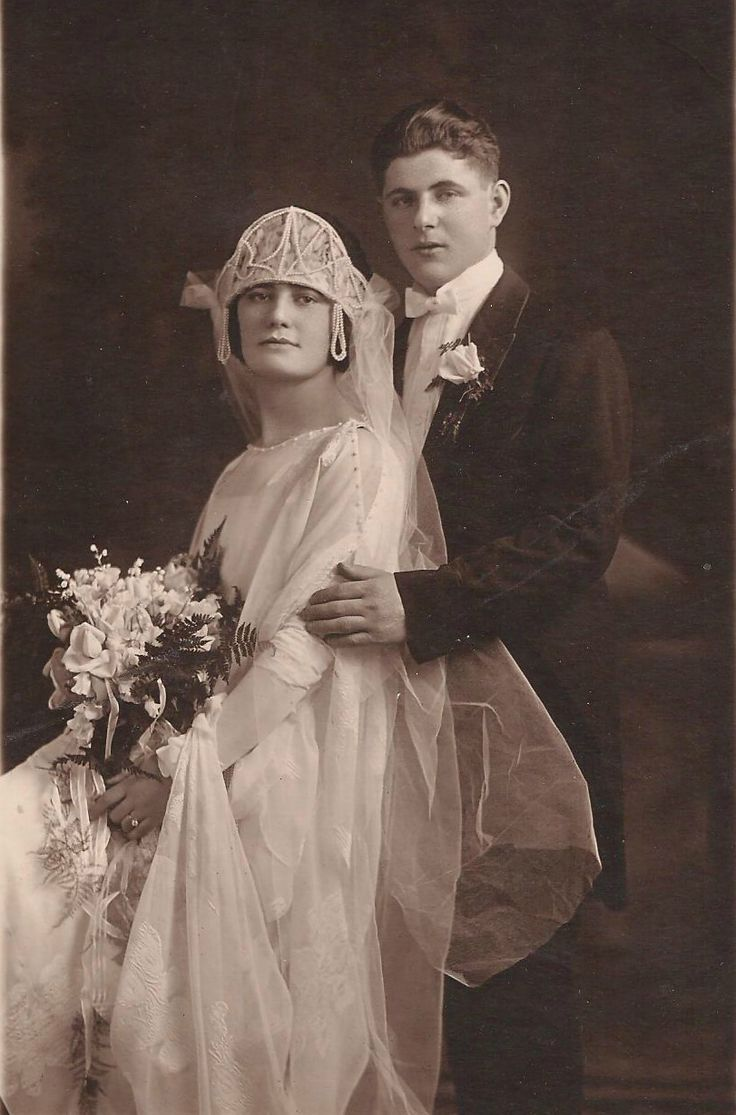 Wedding Portrait 1912...