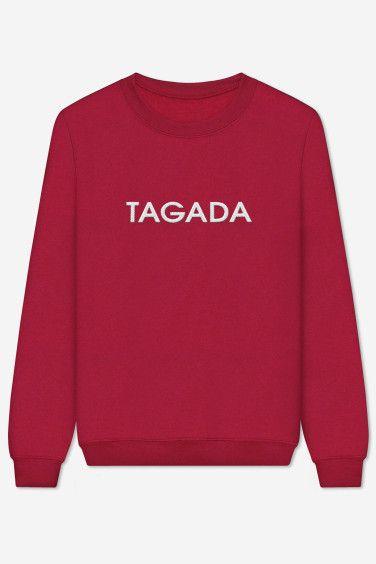Trop beau : Tagada - [brodé] <3