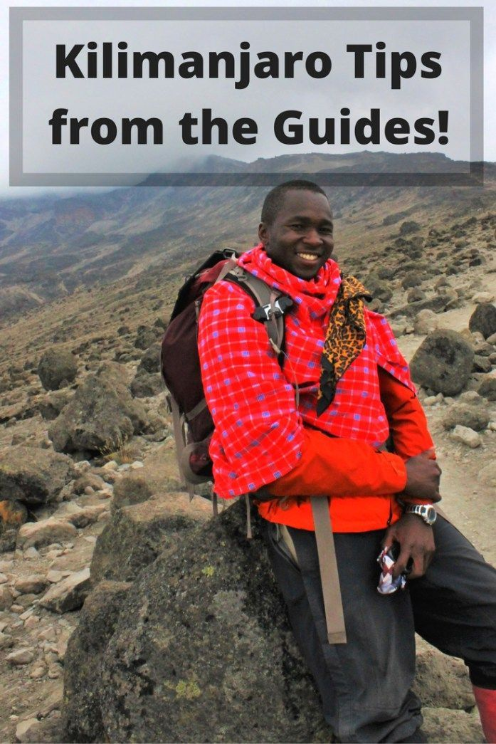 Tanzania- Peek into the Life of a Kilimanjaro Guide
