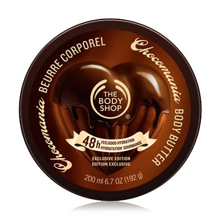 I'm obsessed with The Body Shop CHOCOMANIA Body Butter #TBSButterUp  http://www.thebodyshop-usa.com/butter-up/