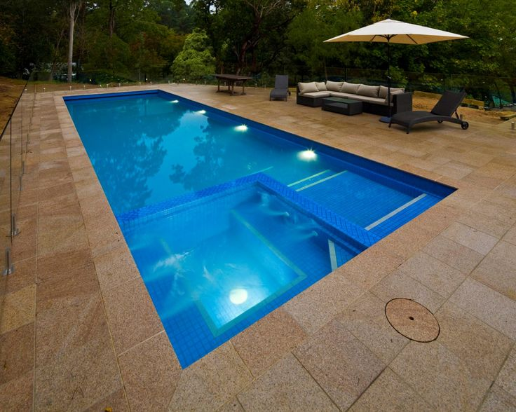 127 best Pool Designs by Freedom Pools images on Pinterest