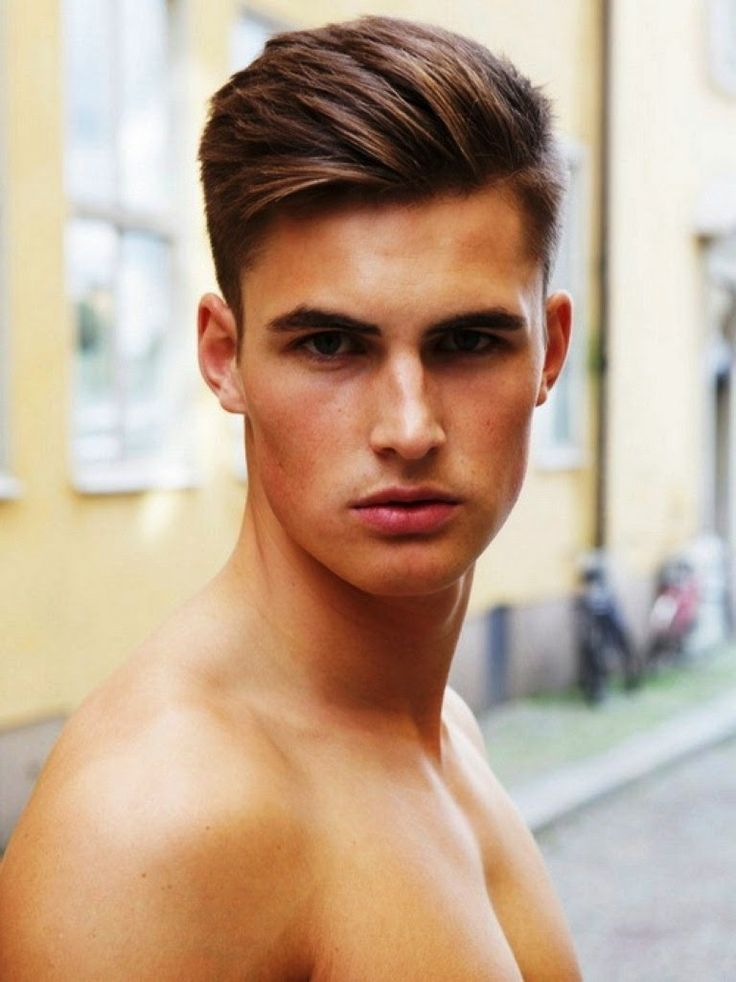"""Prom Hairstyles For Men 