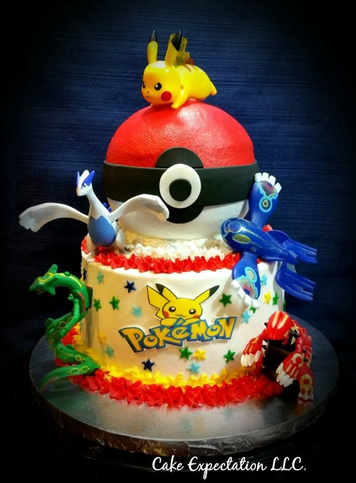 412 Best Images About Pokemon Birthday On Pinterest