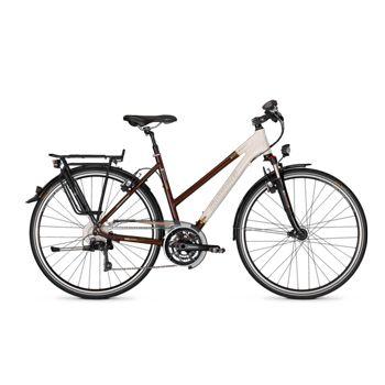 Kalkhoff bicicleta aluminio Modelo 30G Deore LX Trapez