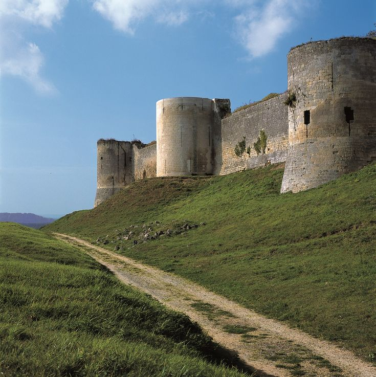 château de CoucyCoucy-le-Château-Auffrique Aisne France49.521744, 3.318503