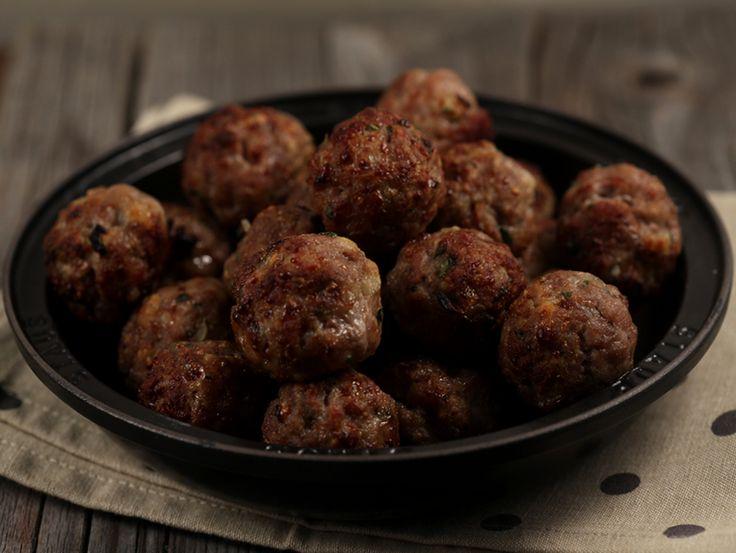 Chiftele+cu+parmezan+si+tarhon+la+cuptor