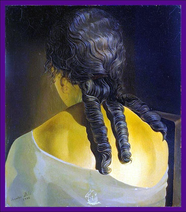 17 best Salvador Dali images on Pinterest | Surrealism, Painting art ...