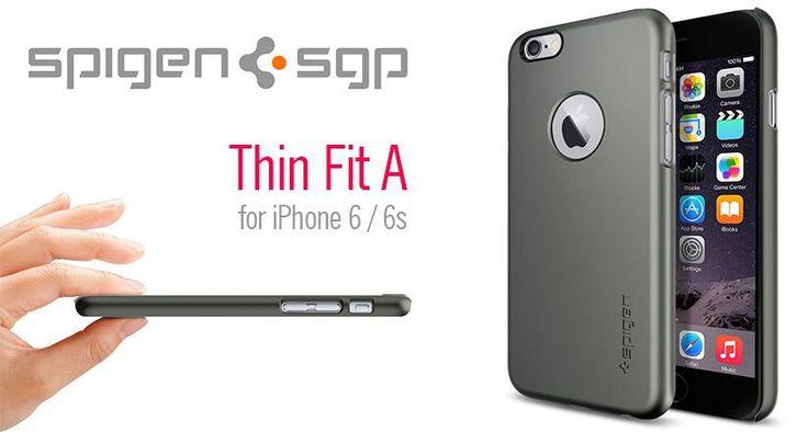 Spigen Thin Fit A iPhone 6s/6 tok - Smart Clinic
