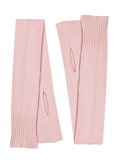 Workout Clothes - Ballet Beautiful Lily leg warmers | allure.com