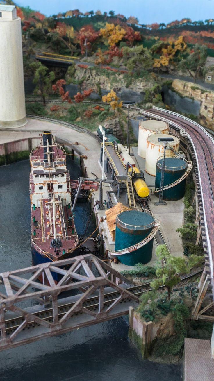 Dieser Blog wird den Bau und die Entwicklung von Wrightsville Port -… – Microlayout