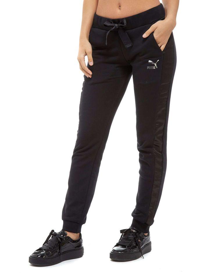 PUMA Bow Fleece Pants - Shop online for PUMA Bow Fleece Pants with JD Sports, the UK's leading sports fashion retailer.