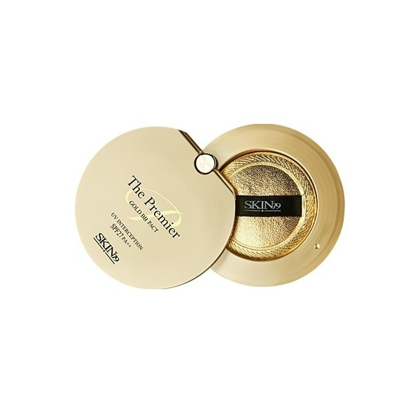 Skin79 The Premier Gold BB Pact - Puder BB