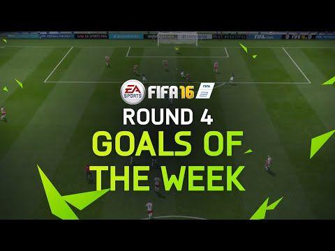 FIFA 16'nın 4.Haftasında Atılan En Güzel Goller (Video)
