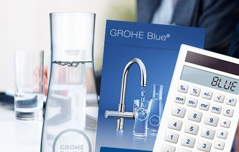 GROHE Blue Kalkulator