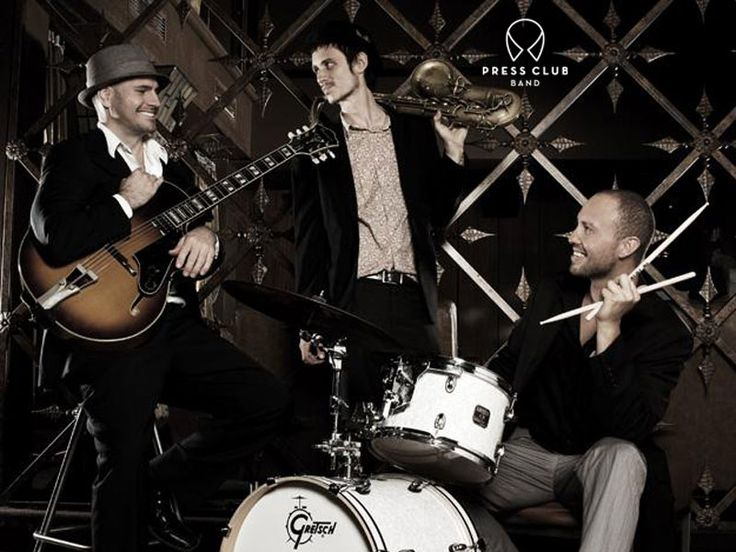 Press Club Band is a collective of New South Wales's most sought-after professional musicians. Club Band members have played all over the world from the Tokyo Hilton in Japan, the Jumeirah Hotel Group in Dubai through to Greenwich Village in New York.