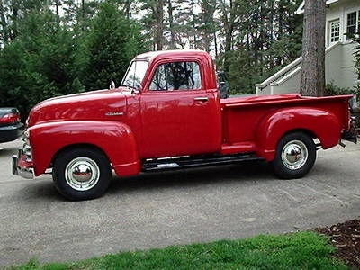 1951 Chevy Stepside! Come to momma!!