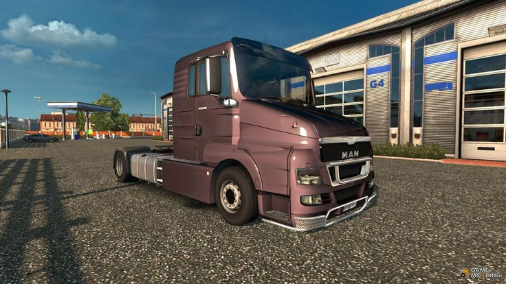 This ETS2 mod shows how a modern day MAN torpedo could look like.