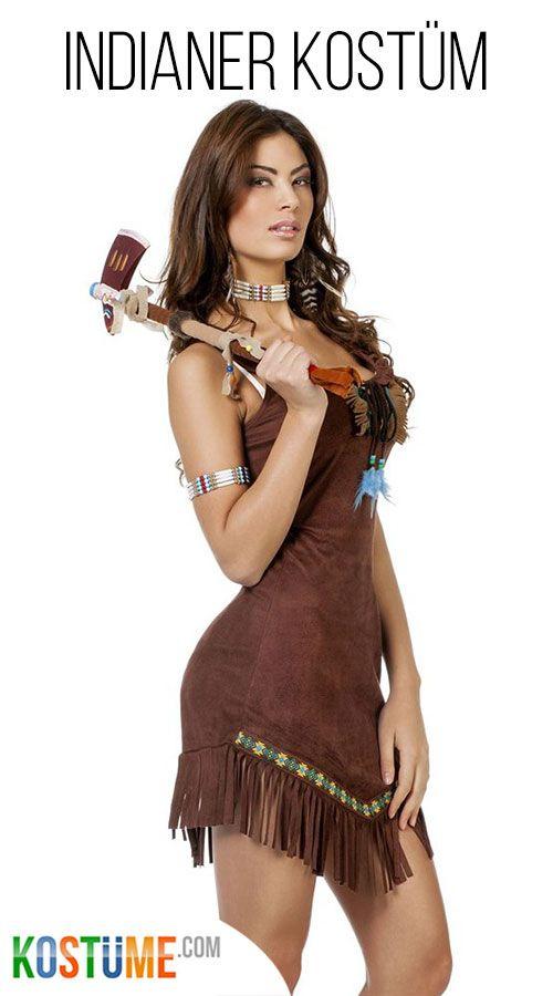 Sexy Keya Sioux Indianerin Kostum Bei Kostume Com Indianer
