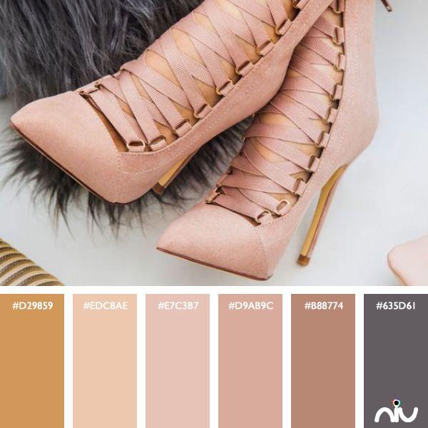 Shoes Color Palette