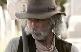 Carter Slade is the coolest of all the Ghost Riders ... esp when he is Sam Elliot *le sighs* ..
