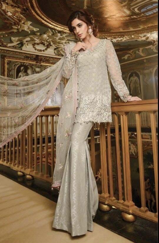 f9ffa81530b Maria B Wedding Collection 06 in 2019 | Party wear | Dresses ...