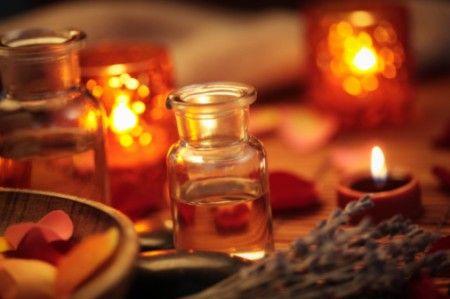 Aceites esenciales de cilantro y cedro para la cistitis