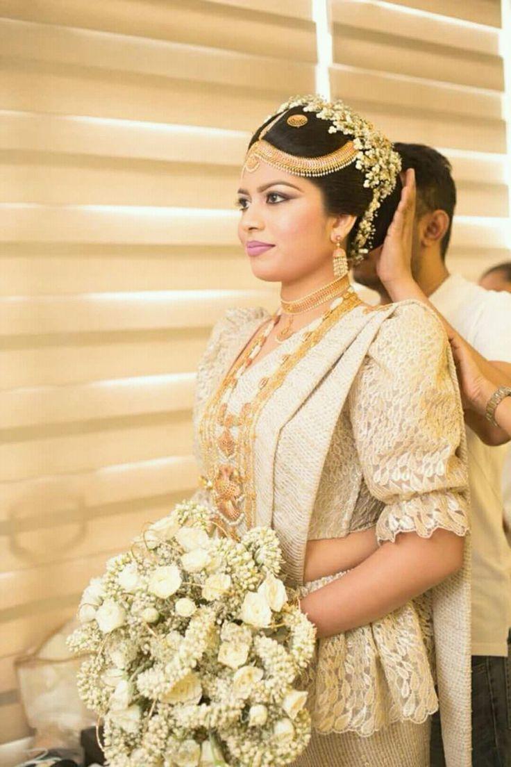 Dressed By Dhananjaya Bandara In 2019 Saree Wedding