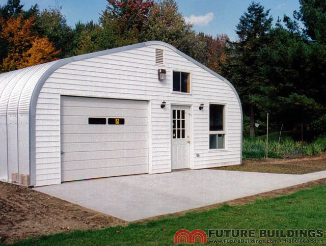 steel garage kits by future buildings future buildings