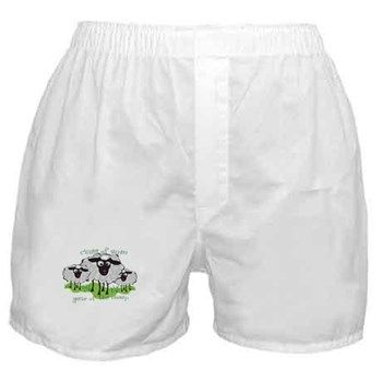 class of 2015 year of sheep Boxer Shorts