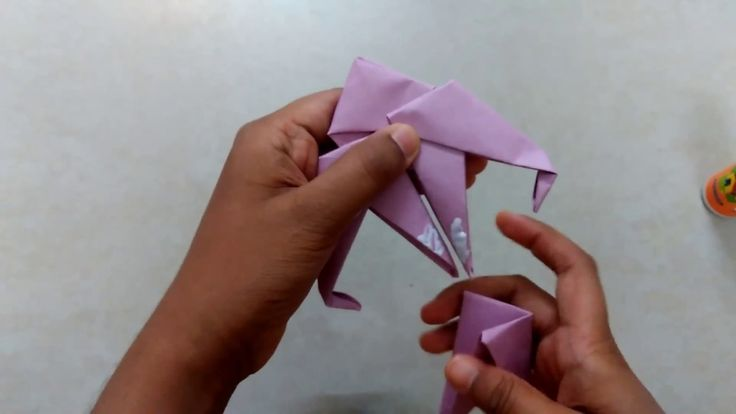 How To Make Paper Origami Human (Man) Craft Very Easy